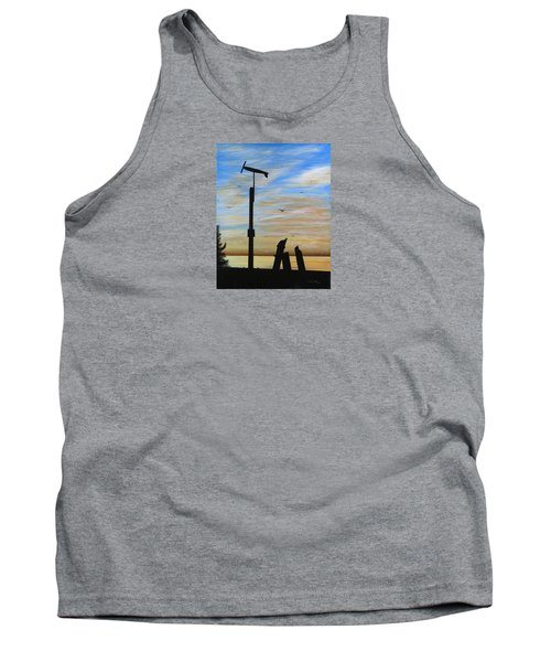 San Onofre Sunrise Tank Top