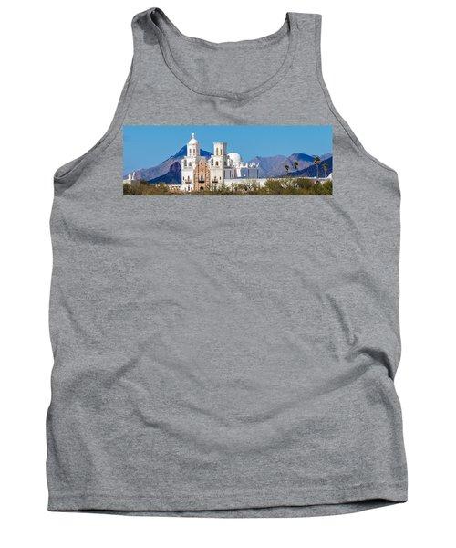 San Xavier Del Bac Mission Tank Top