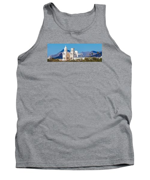San Xavier Del Bac Mission Tank Top