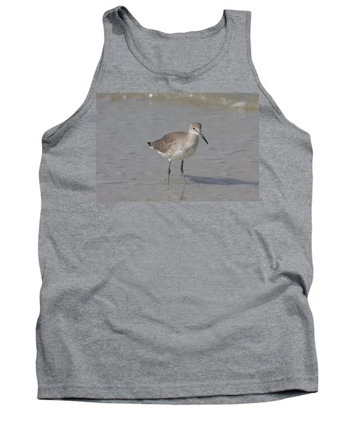 Sandpiper Tank Top by Christiane Schulze Art And Photography
