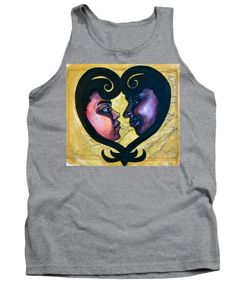 Sankofa Love Tank Top