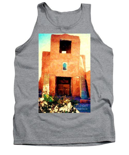 Sanmiguel Tank Top by Desiree Paquette