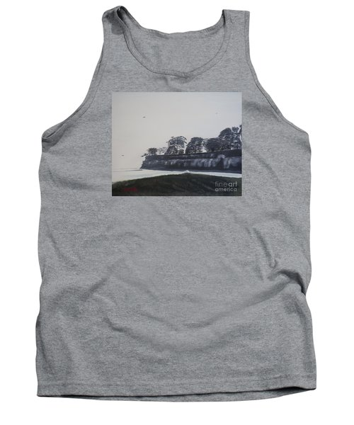 Santa Barbara Shoreline Park Tank Top by Ian Donley