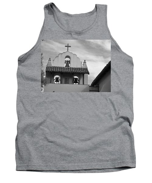 Santa Ines Mission Bell Tower Tank Top