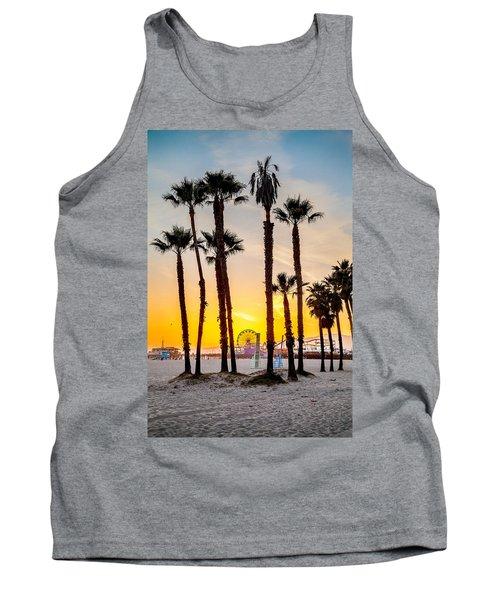 Santa Monica Palms Tank Top