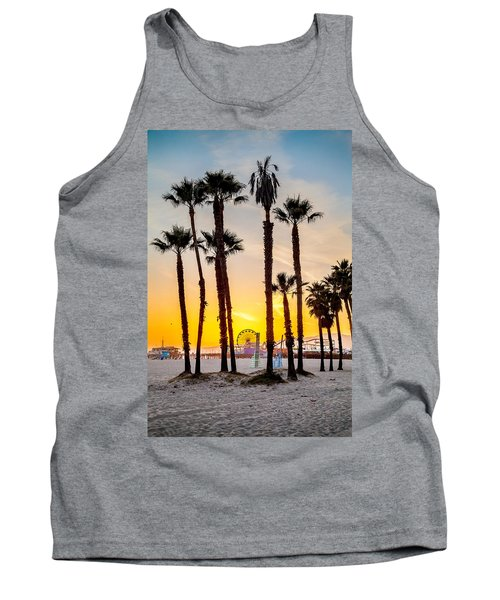 Santa Monica Palms Tank Top