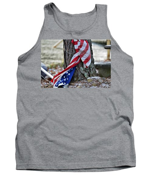 Save The Flag Tank Top