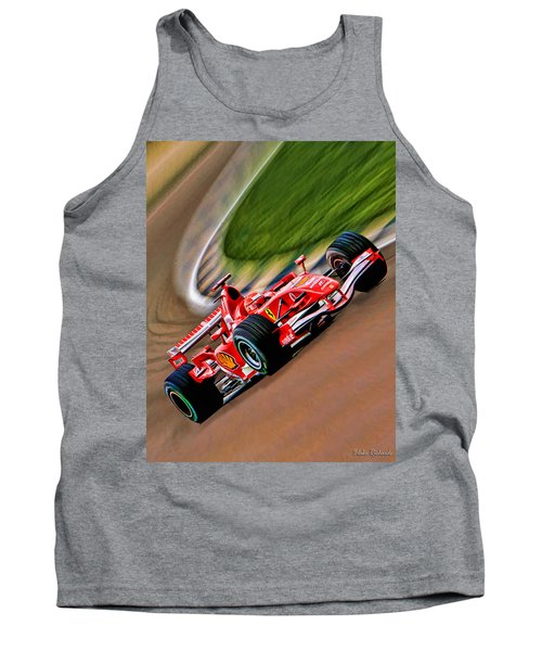 Schumacher Bend Tank Top