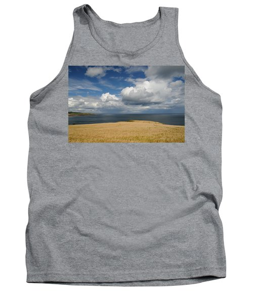 Scottish Coastal Wheatfield Tank Top