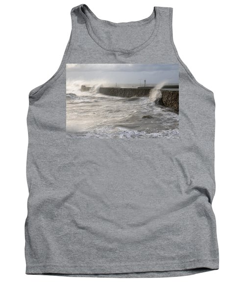 Scottish Sea Storm Tank Top