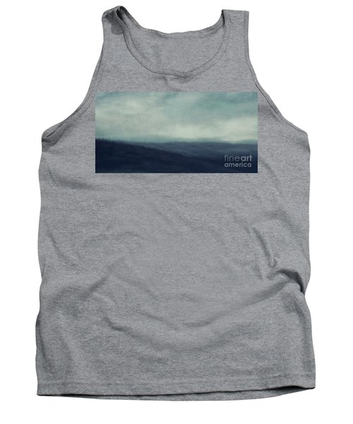Sea Of Trees And Hills Tank Top