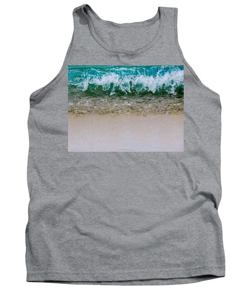 Sea Shore Colors Tank Top