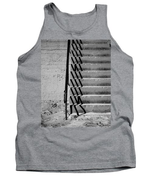 Sea Wall Steps Tank Top by Perry Webster