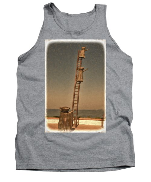 Searching For Anwers Tank Top