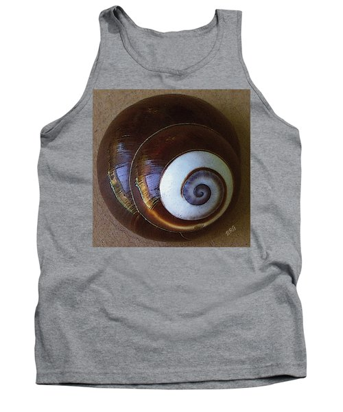 Seashells Spectacular No 26 Tank Top