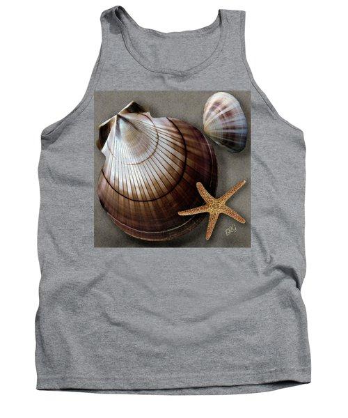Seashells Spectacular No 38 Tank Top