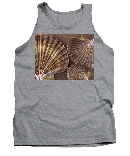 Seashells Spectacular No 7 Tank Top