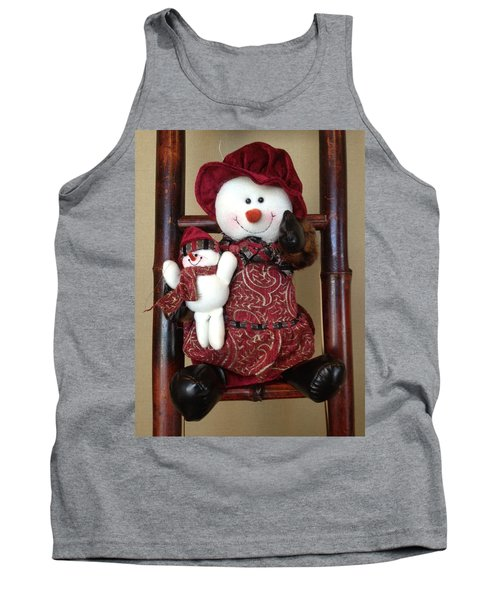 Seasons Greetings Tank Top