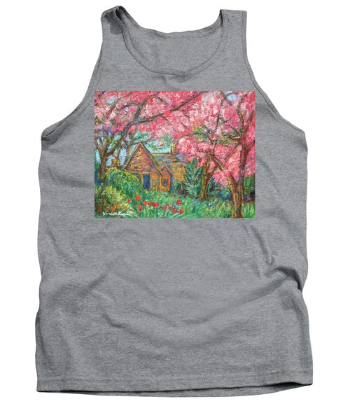 Secluded Home Tank Top
