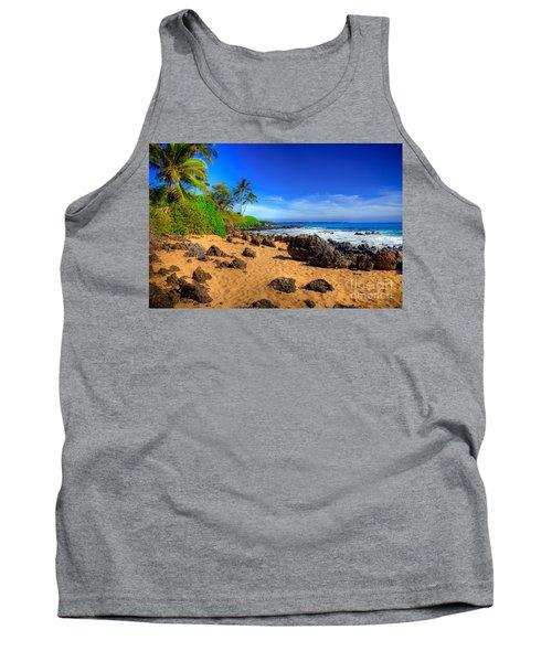 Secret Beach Maui Tank Top by Kelly Wade