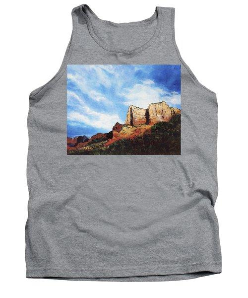 Sedona Mountains Tank Top