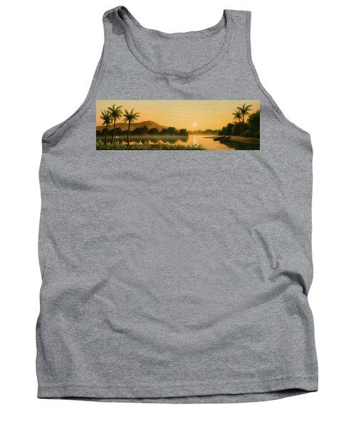 Seminole Sunset Tank Top