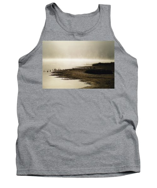 Tank Top featuring the photograph September Morning by David Porteus