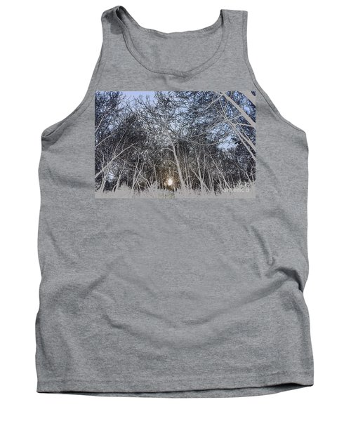 The Light At The End Of The Tunnel Tank Top