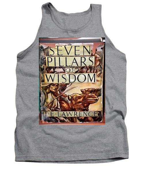 Seven Pillars Of Wisdom Lawrence Tank Top by Jay Milo