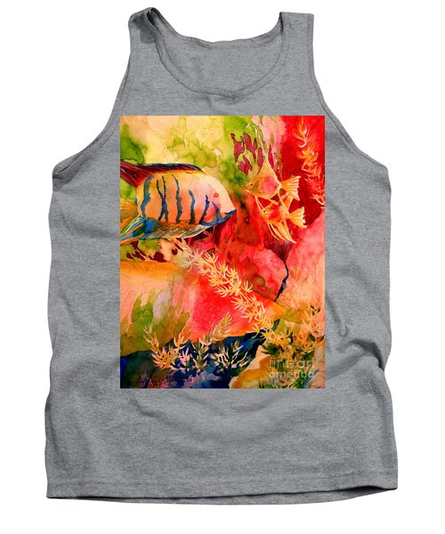 Severums And Angels  Tank Top