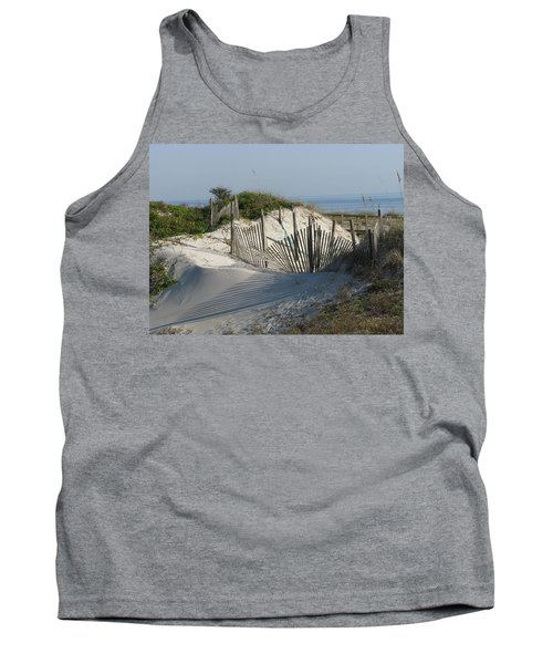 Shadow Fence Tank Top