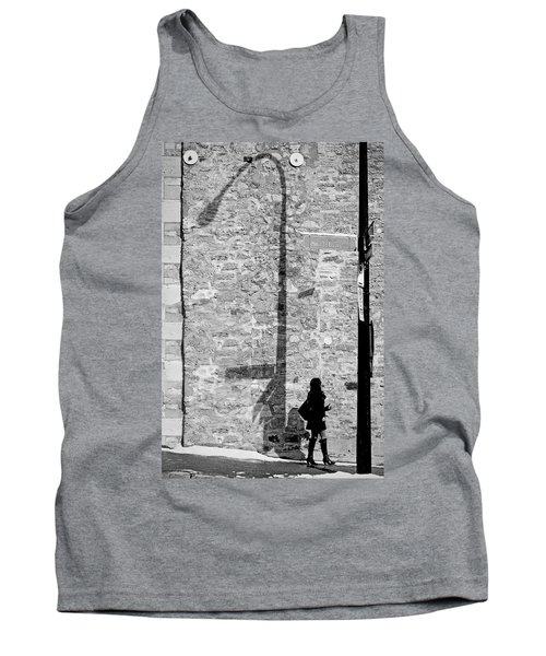 Shadows On St-laurent Tank Top