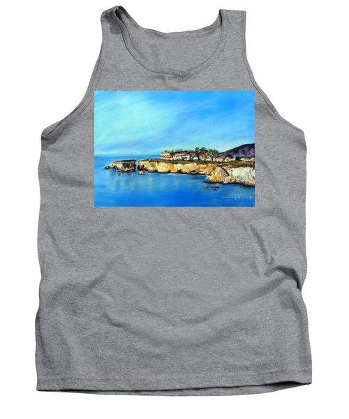 Shell Beach California Tank Top