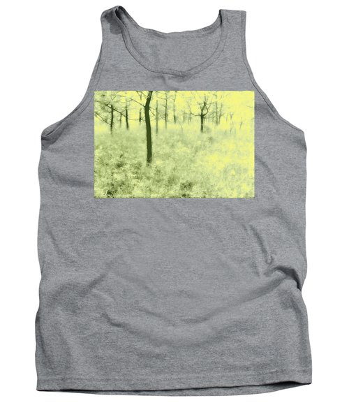 Tank Top featuring the photograph Shimmering Spring Day by John Hansen