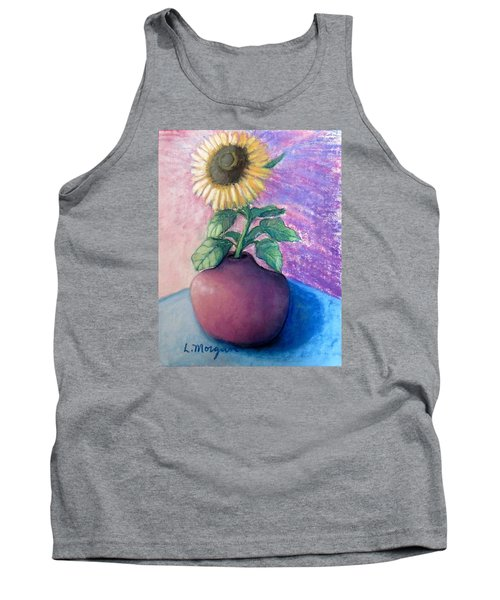 Shine On Me Tank Top by Laurie Morgan