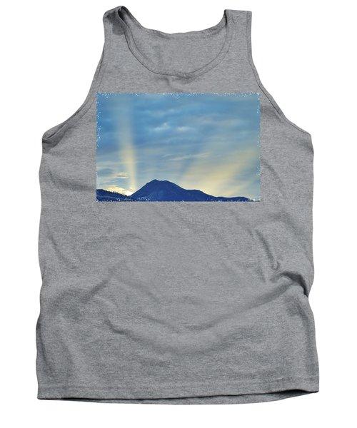 Sierra Sunset Tank Top
