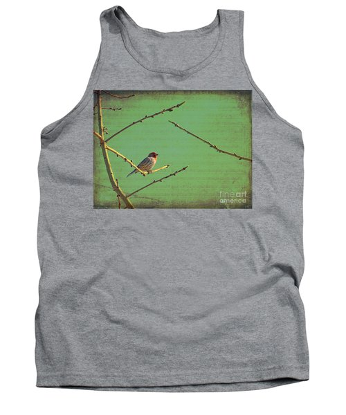 Silent Song Tank Top