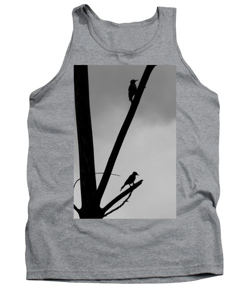 Silhouette 1 Tank Top