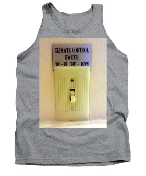 Simply Confusing Tank Top by Lon Casler Bixby