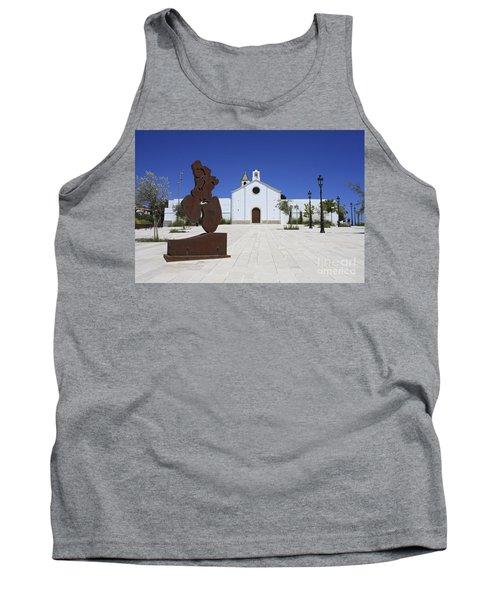 Sitges Spain Tank Top