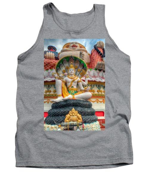 Sitting Buddhas Tank Top