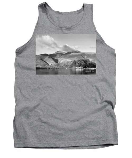 Skiddaw And Friars Crag Mountainscape Tank Top