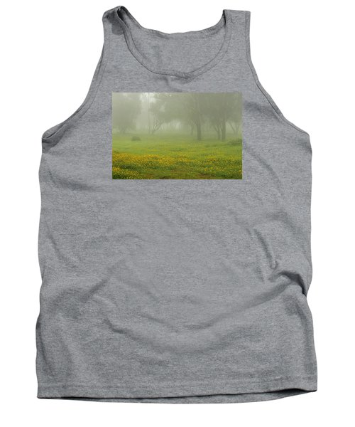 Tank Top featuring the photograph Skc 0835 Romance In The Meadows by Sunil Kapadia