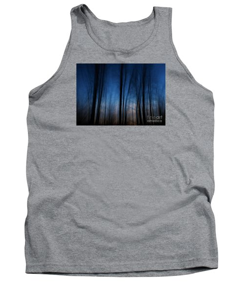Sleepwalking... Tank Top by Nina Stavlund