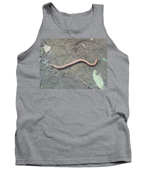 Slow Worm Tank Top