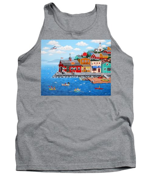 Smiley's Tank Top