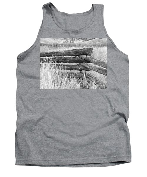 Snake Fence  Tank Top
