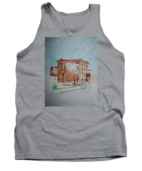 Snow In St. C 2 Tank Top