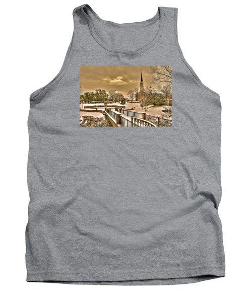 Fayetteville Nc 8 Tank Top