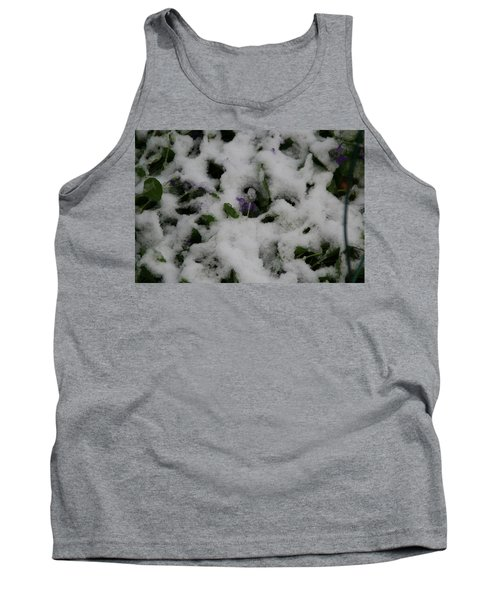 Tank Top featuring the photograph So Much For An Early Spring by David S Reynolds